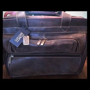 Claire Chase-Guardian Briefcase- NWT